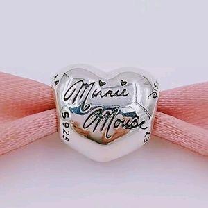 Jewelry - Pandora Disney Parks Exclusive Minnie Signature Ch